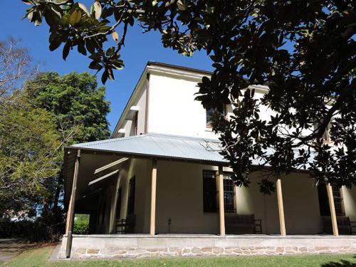 Garry Owen House